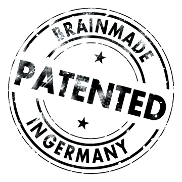 Patente BRAINMADE IN GERMANY